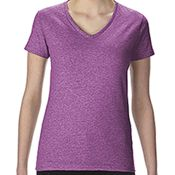 G500VL Ladies'  5.3 oz. V-Neck T-Shirt Thumbnail